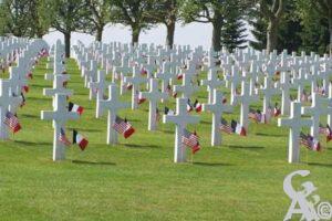 Cimetière Américain Somme