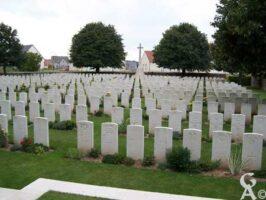 Cimetière militaire britannique de Chapelle