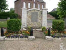 Monument aux morts de Pont à Bucy