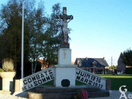 Monument des combats de la Somme
