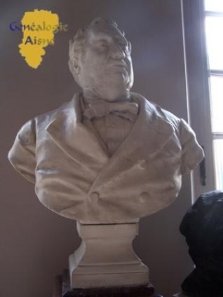 Buste de Charles PICARD