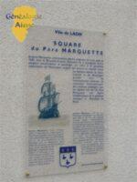 Square du Père MARQUETTE