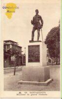 Monument du général FAIDHERBE