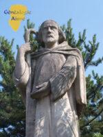 Statue de Saint Gobain