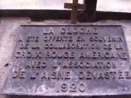 Plaque Commémorative de la Cloche