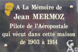 Maison des grands-parents de Jean MERMOZ
