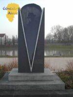 Monument commémoratif Jean MOULIN