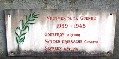 Monument aux morts d'Alaincourt-JM Lefèvre