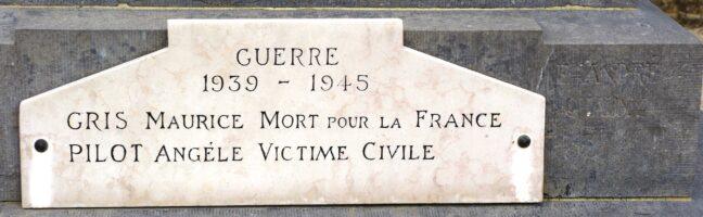 Monument aux morts d'Autreville - J.M. Lefèvre