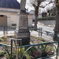 Monument du Dr Ernest GANAULT