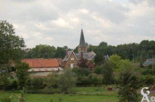 une vue du village - Contributeur : Maryse Trannois.