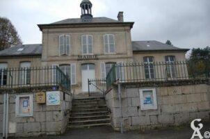 la Mairie - Contributeur : Maryse Trannois.