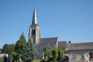 l'église - Contributeur : Maryse Trannois