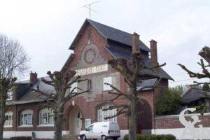 La mairie-école - Contributeur : C. Burlot
