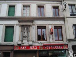 Bar le St Nicolas - Contributeur : Guy Destré