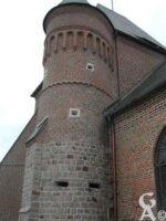 l'église fortifiée de Beaurain - Contributeur : Guy Destré