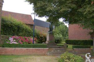 le monument aux morts - Contributeur : maryse Trannois