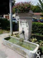 la fontaine - Contributeur : Sébastien Sartori