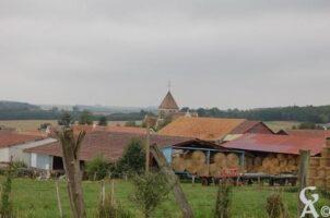 vue sur le village - Contributeur : Maryse Trannois