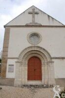 le porche d'entrée de l'église - Contributeur : Maryse Trannois