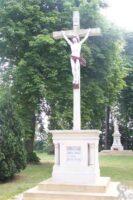 Calvaire érigé le 16 juin 1935 - Contributeur : S. Sartori