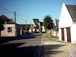 Rue de Couvron - Contributeur : M.R. Lavigne