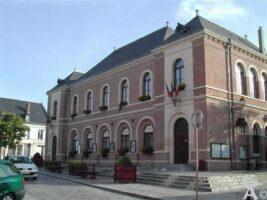 Mairie de St Erme - Contributeur : Guy Destré
