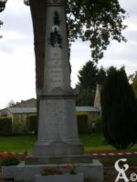 le Monument aux Morts - Contributeur : Nicole Marlier