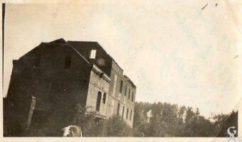Le moulin en 1932 - Contributeur : A.Dherbecourt