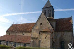 L'église - Contributeur : M.Trannois