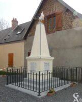 Le monument aux morts - Contributeur : Natty