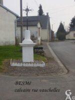 Calvaire rue Vauchelles - Contributeur : Jean L. Verroust