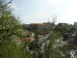Le village vu des hauteurs - Contributeur : M.Leleu