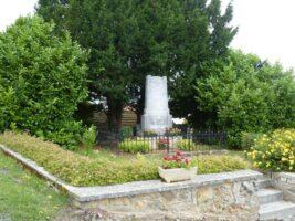 Le monument aux mortq - Contributeur : M.Leleu