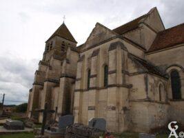 L'église - Contributeur : S.Linéatte
