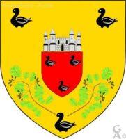 Blason d'Aulnois sous Laon - Contributeur : W.Vaudron