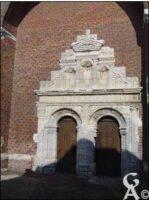 L'entrée de l'église - Contributeur : MP Bouleau