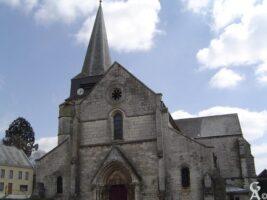 L'église - Contributeur : Marie-Paule Bouleau