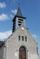 L'église Saint-Laurent - Contributeur : M. Rheinart