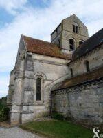 L'église - Contributeur : Jean-Philippe Brazier
