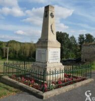 Le monument aux morts - Contributeur : J.P.Brazier