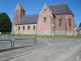 L'église - Contributeur : B. Hutin