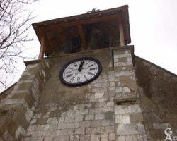 Le clocher - Contributeur : C.Michel