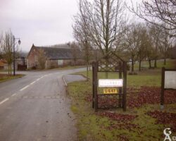 L'entrée du village - Contributeur : C.Michel