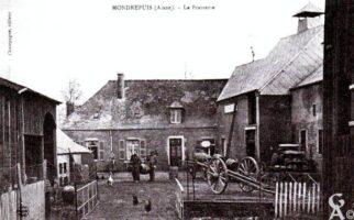 Brasserie Prinet vers 1900  - Contributeur : D. Cadour