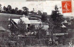 1908 Brasserie de l'arrière Grand-père de D.Cadour - Contributeur : D. Cadour