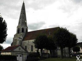 Eglise Saint-André - Contributeur : A. Argot
