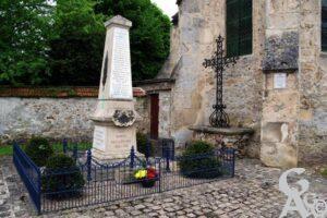 Le monument aux morts - Contributeur : M. Sance