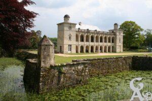 Le château de Chailvet - Contributeur : N. Gilbert
