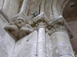 L'église - Contributeur : N. Gilbert